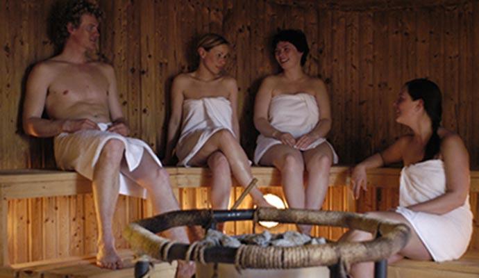 Sauna Norway Lapland by