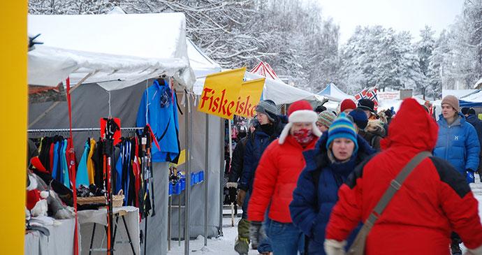 Jokkmokk Market Sweden Lapland by jools, Flick