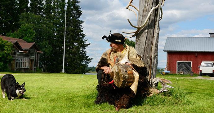 Sami Lapland Norway by Popova Valeriya, Shutterstock