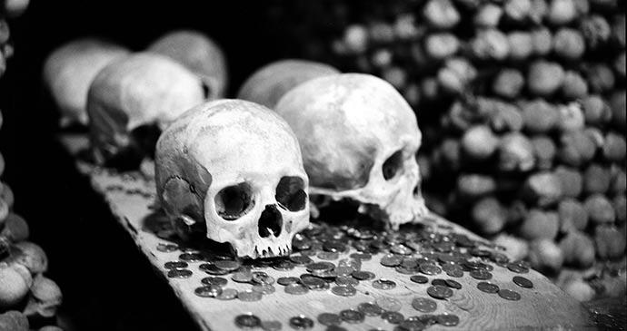 Sedlec ossuary Czech Republic Dominik Pierce