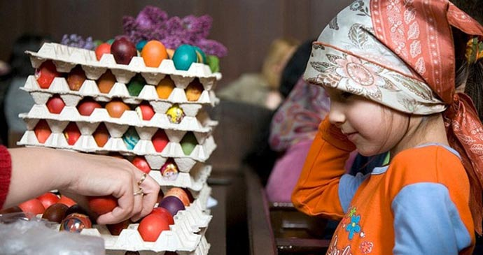 Easter Serbia by Albert Flickr