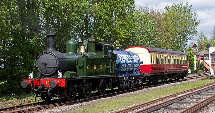 Didcot Railway Centre Oxford UK by Tony Hisgett Wikimedia Commons