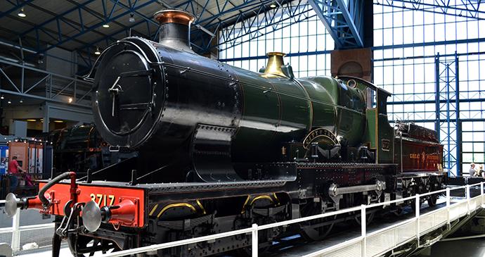 National Railway Museum York by Juan Enrique Gilardi Flickr