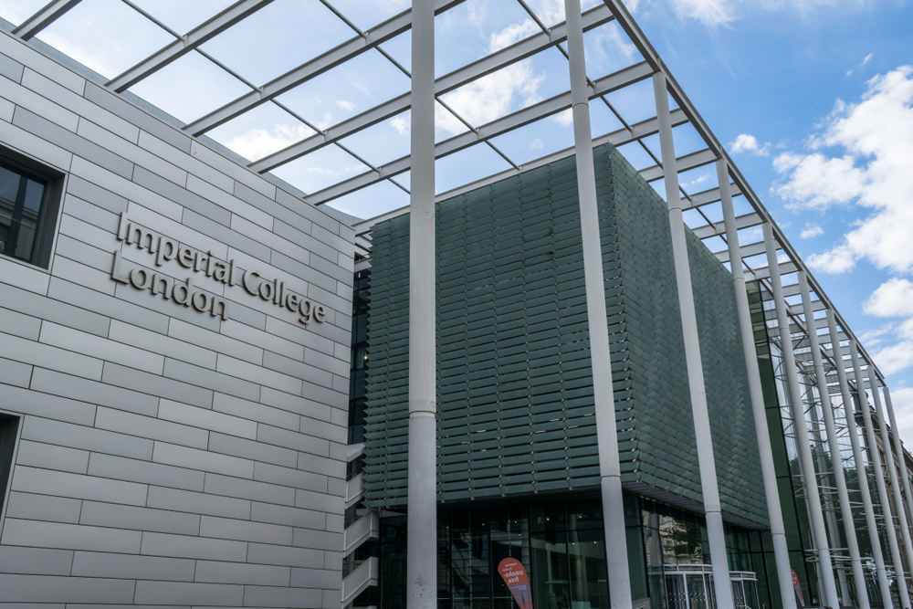 Imperial College has an Exploration Grant