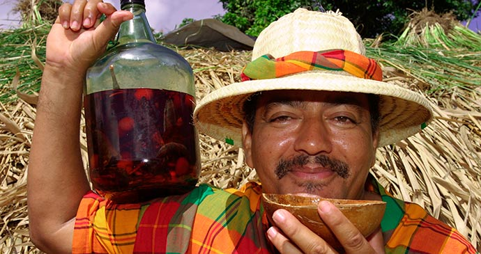 Jounen Kweyol Entenasyonnal © Saint Lucia Tourist Board