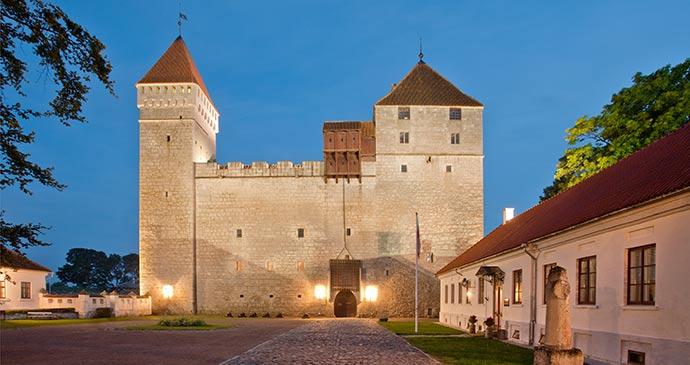 The Kuressaare fortress, Estonia by gadag, Shutterstock