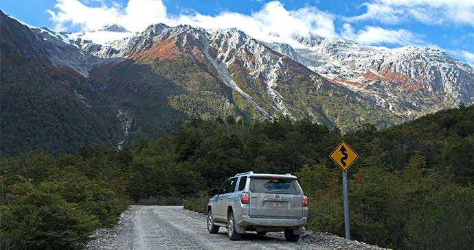 Route of Parks Patagonia Chile by Pura Aventura