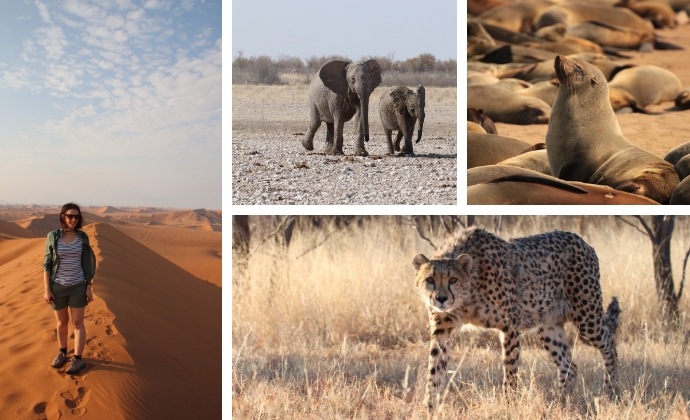 Namibia by Anna Moores