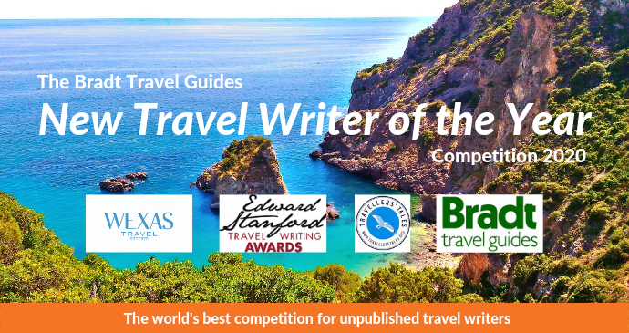 Bradt Travel Guides New Travel Writer of the Year Competition 2020