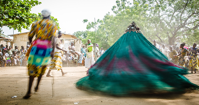 Festival in Benin © Stuart Butler