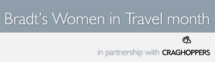 women in travel banner