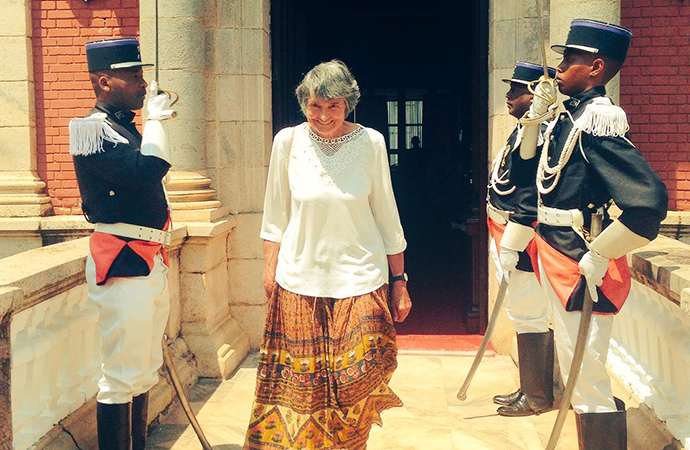 Hilary Bradt Madagascar by Présidence Madagascar