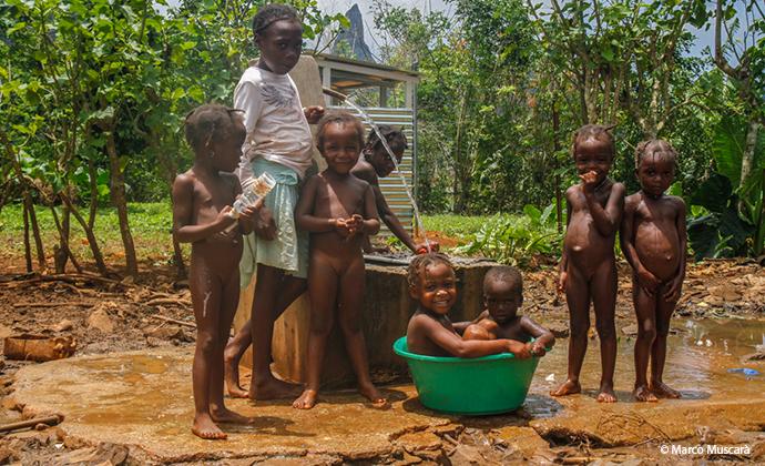 Principe Sao Tome by Marco Muscarà