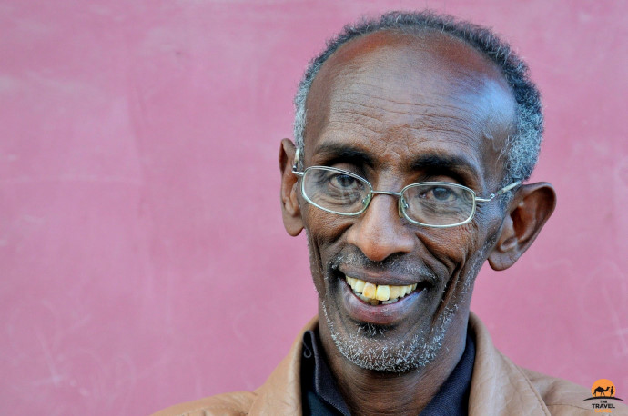 Friendly Faisal by photographer of the month Shane Dallas