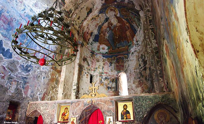 Gurjaani Kvelatsminda church of the dormition, orthodox church, Georgia © Adam Balogh