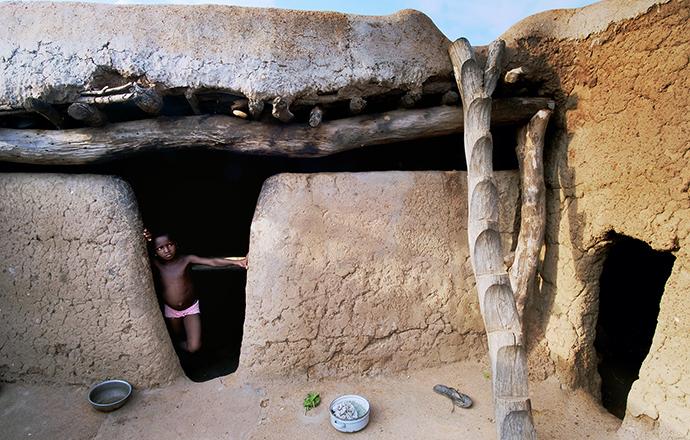 Wechiau Upper West Ghana