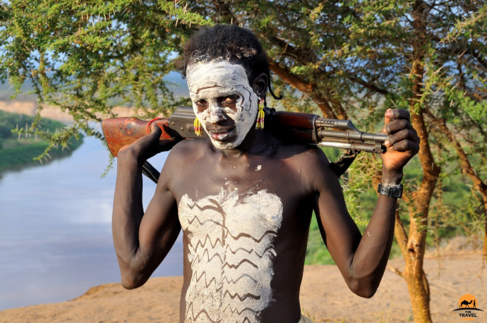 Karro Warrior by photographer of the month Shane Dallas