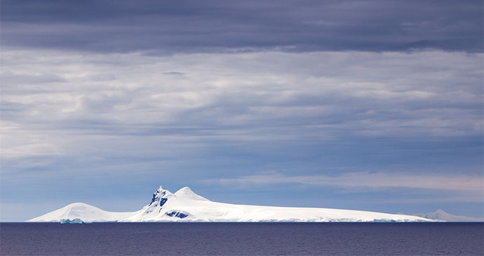 Iceberg South Georgia by letusgophoto