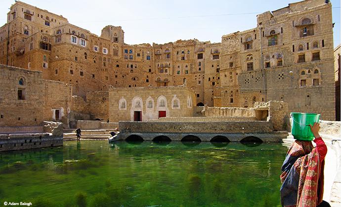 hababah water cistern, Yemen © Adam Balogh